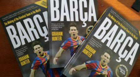 Barca books
